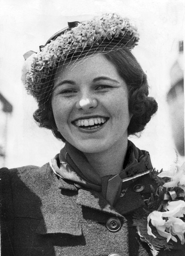 Rosemary Kennedy.  Received a lobotomy at age 23 for supposed mood swings and stormy personality. After the surgery Rosemary was reduced to an infantile mentality that left her incontinent and staring blankly at walls for hours. Her verbal skills were reduced to unintelligible babble.