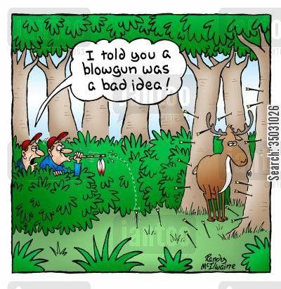 Sex Cartoon deer