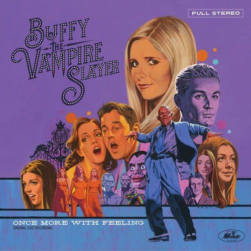 Original Soundtrack Vinyl From The Seventh Episode Of The Sixth Season Of Series Buffy The Vampire Slayer O Buffy Buffy The Vampire Slayer Buffy The Vampire