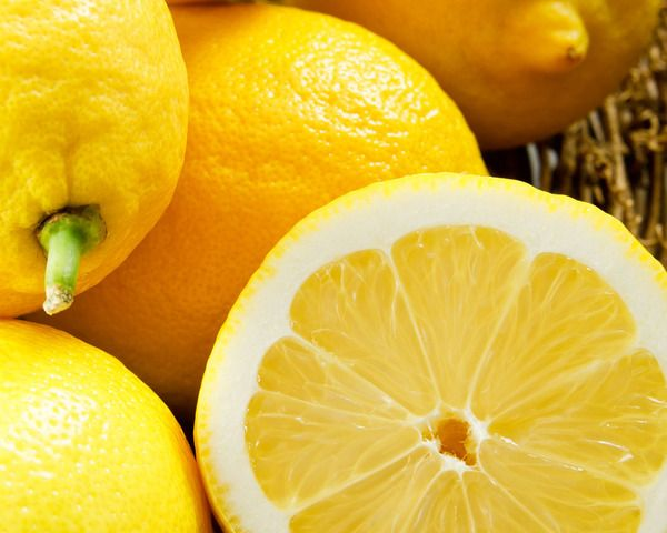 DIY Lemon Beauty Recipes