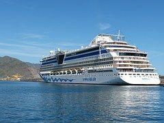 Crucero, Buque, Tráfico, Mar, Puerto