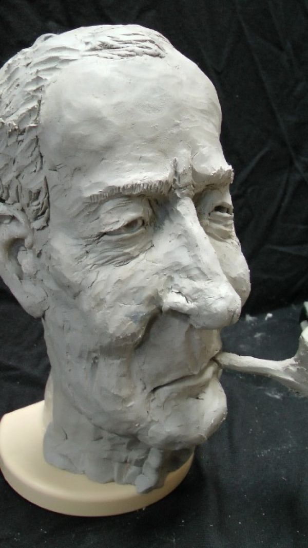 1000+ images about The Best Busts Heads & Face sculptures ...