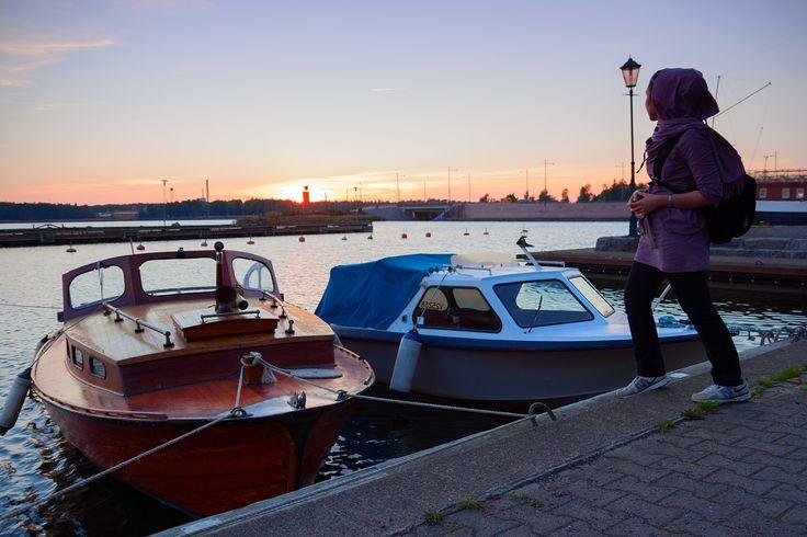 The beautiful city of Vaasa. Photographer: Jouni Karjala