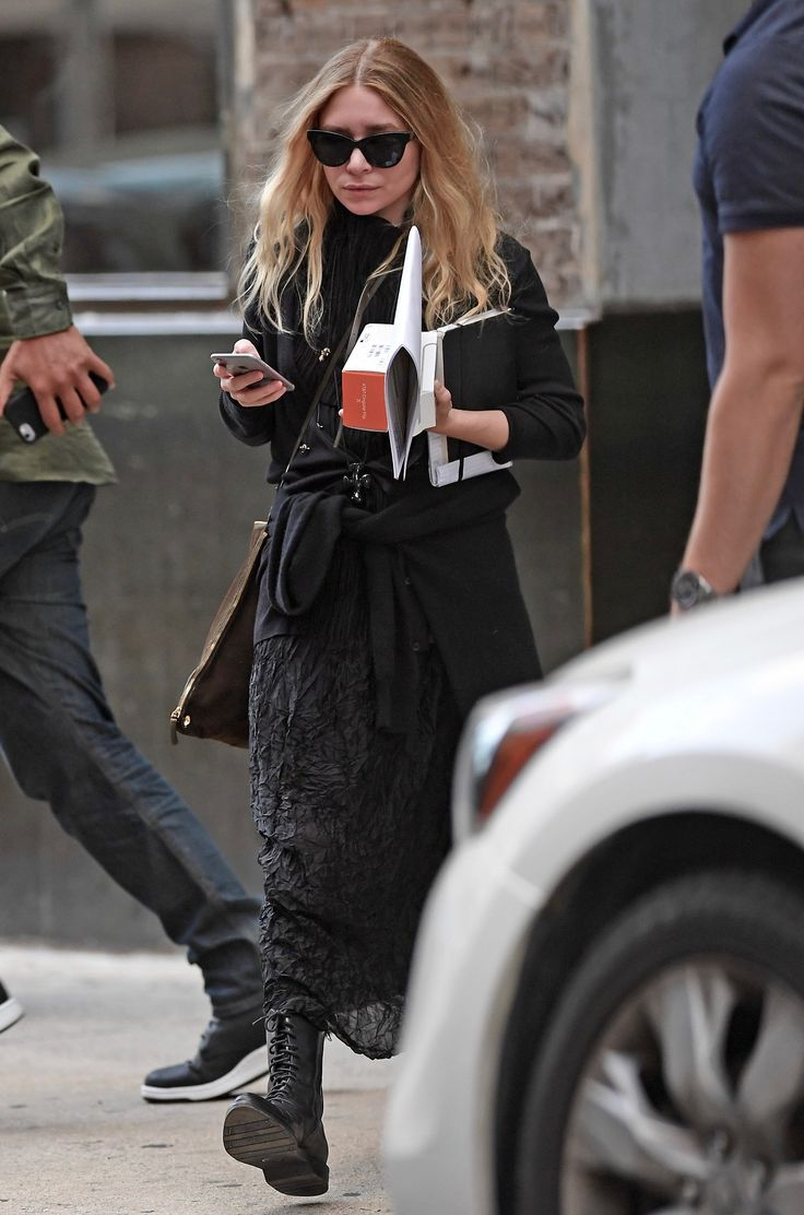 Ashley out in NYC, June 1 2017