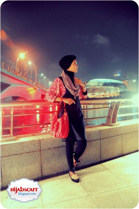 Singapore Trip Part IV (Esplanade & Clarke Quay) | Hijab Scarf