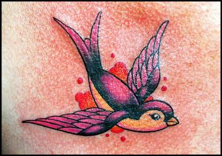 Monster Family Tattoo Guingamp