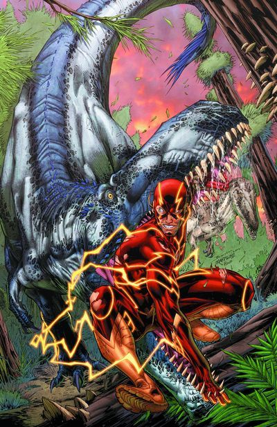 Hot new product added -  The Flash #36 - http://ponderosa.co/things-from-another-world/flash-36/