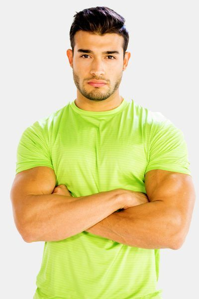 25% OFF!! Buy This Neon Green Half Sleeve Mens #Tees at Alanic Activewear.