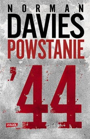 """Okładka """"Powstania '44"""""""
