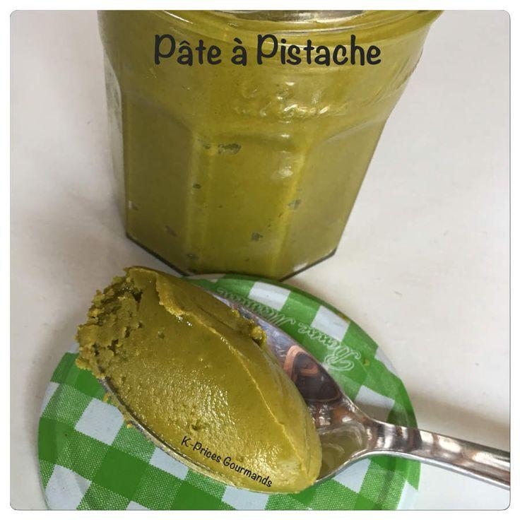 Pâte à Pistache