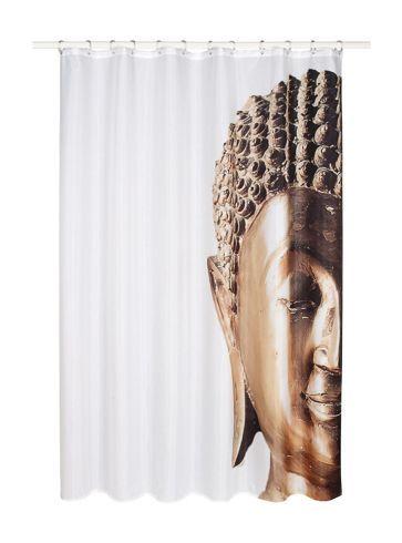 Duschvorhang Im Buddha Design