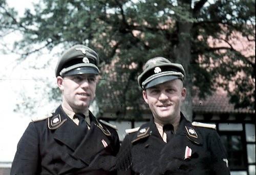 PANZER (WAFFEN-SS). | Waffen-SS | Pinterest | Soldiers and ...
