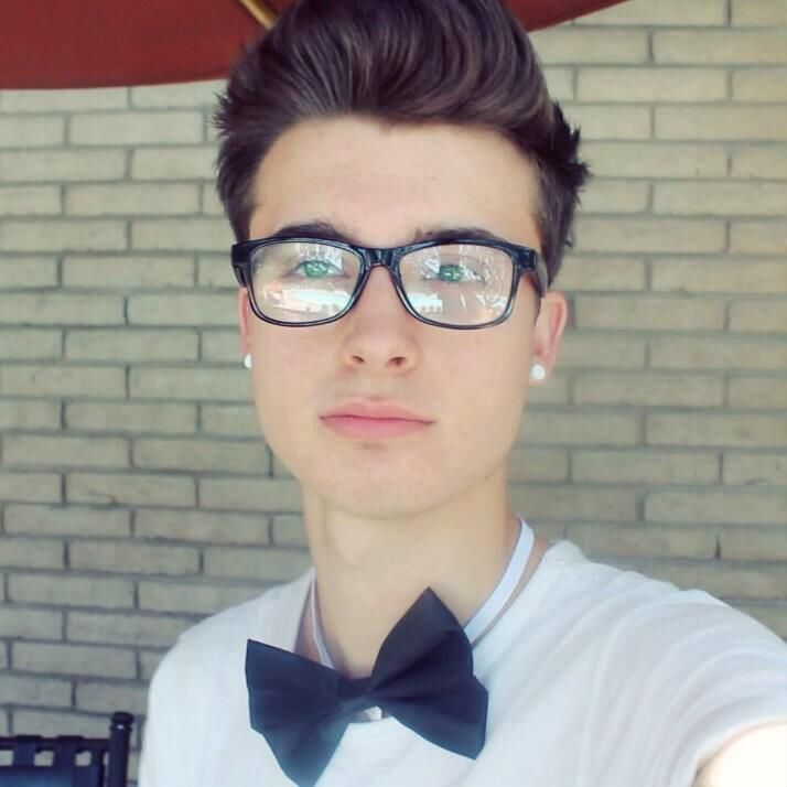 Chris Your Bow Tie Thouqh ; )