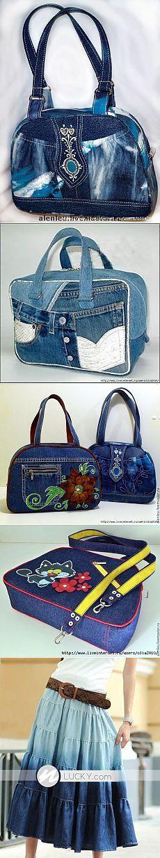 сообщение Olia2010 : Джинсовые сумки, кошельки, рубашки, юбки, коврики и прочее... (17:52 25-06-2015) [3807717/365536936] - tabush2012@mail.ru - Почта Mail.Ru
