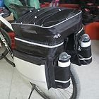 New Cycling Bike Bicycle Rear Rack Seat Pannier Bag Waterproof with Rain Cover - http://sports.goshoppins.com/cycling-equipment/new-cycling-bike-bicycle-rear-rack-seat-pannier-bag-waterproof-with-rain-cover/