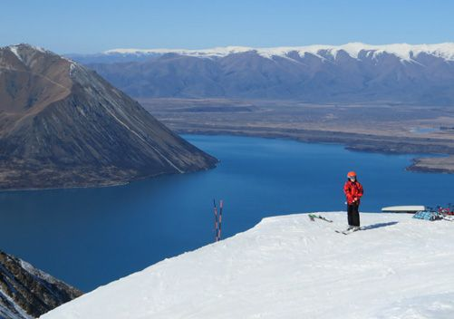 Ohau - a great family ski area