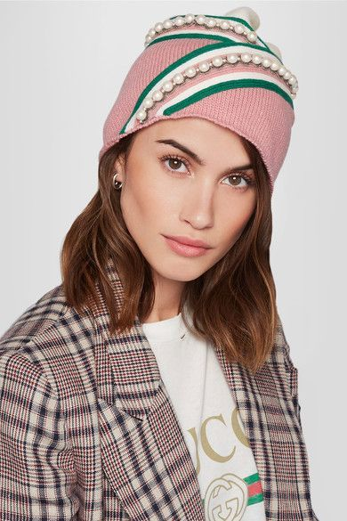 Girls River Island Beanie Cat Hats