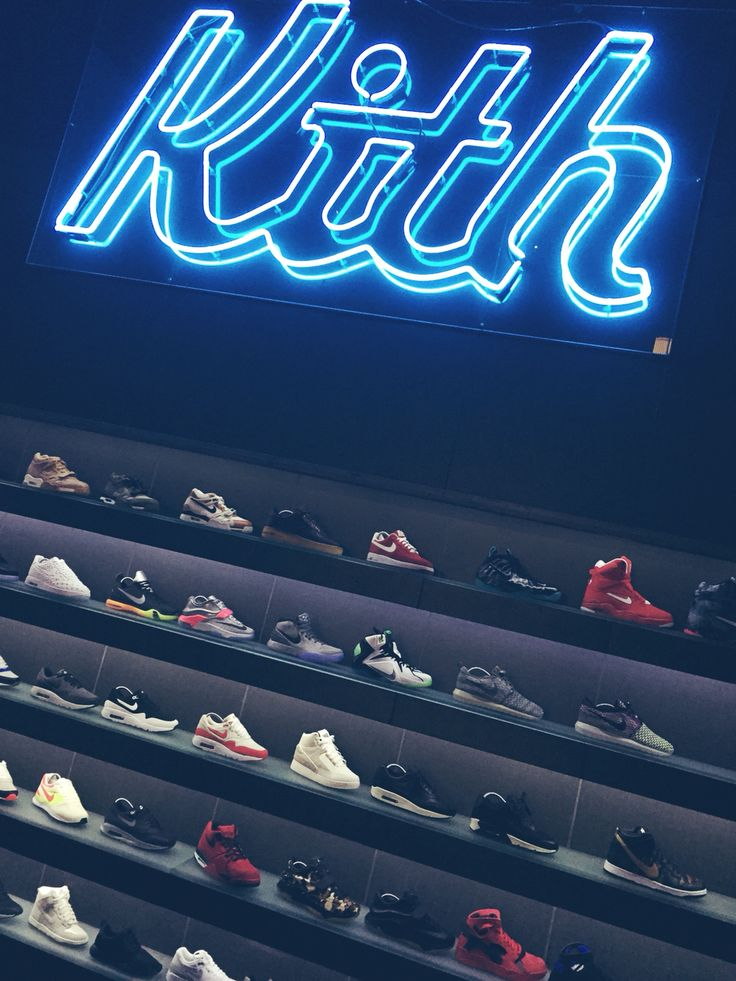 Kith store in Noho new york // #nyc #noho #nyc #sneakers