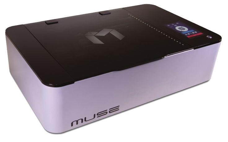 Muse Hobby 40W Laser cutter & engraver - $5K   Laser ...