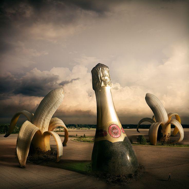 Album art for Dada Life's second full length album: The Rules Of Dada