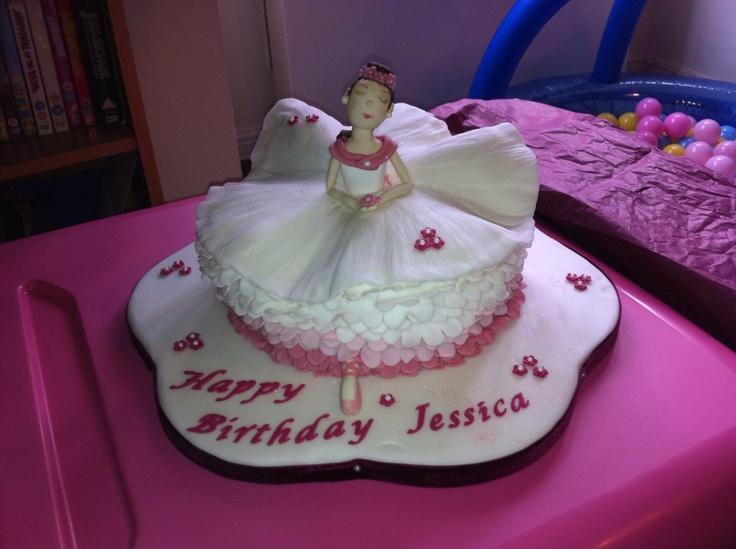 Sugar Plum Fairy Cakes