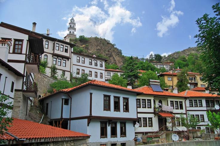Town of Goynuk, Bolu Turkey