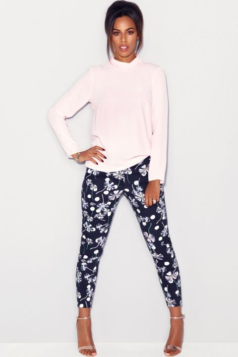 Rochelle Humes For Very SS15 Collection