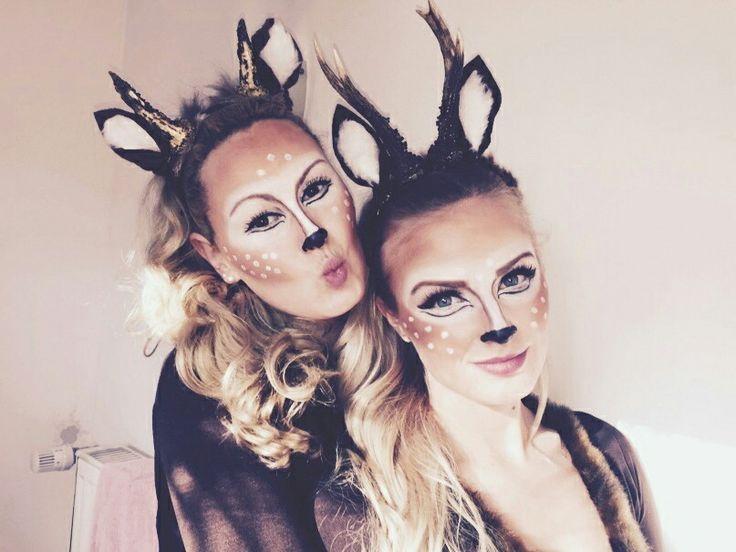Reh Kostüm/ deer costume - selfmade