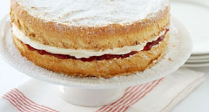 Viktória torta recept