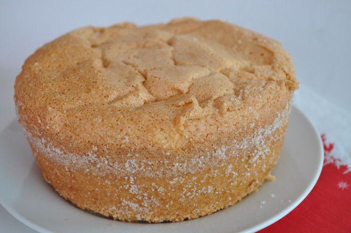 Biscuit de Savoie - Blog cuisine avec du chocolat ou Thermomix mais pas que