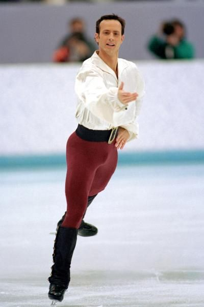 Olympic figure skater Brian Boitano explains how on earth he's still skating at 52 and how the sport has changed over the years  BY KERI BLAKINGER  NEW YORK DAILY NEWS Thursday, November 26, 2015