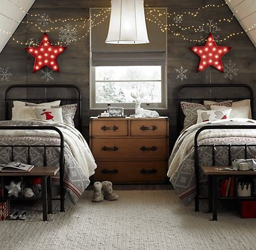 Magical Christmas decoration ideas for your bedroom - Page 6