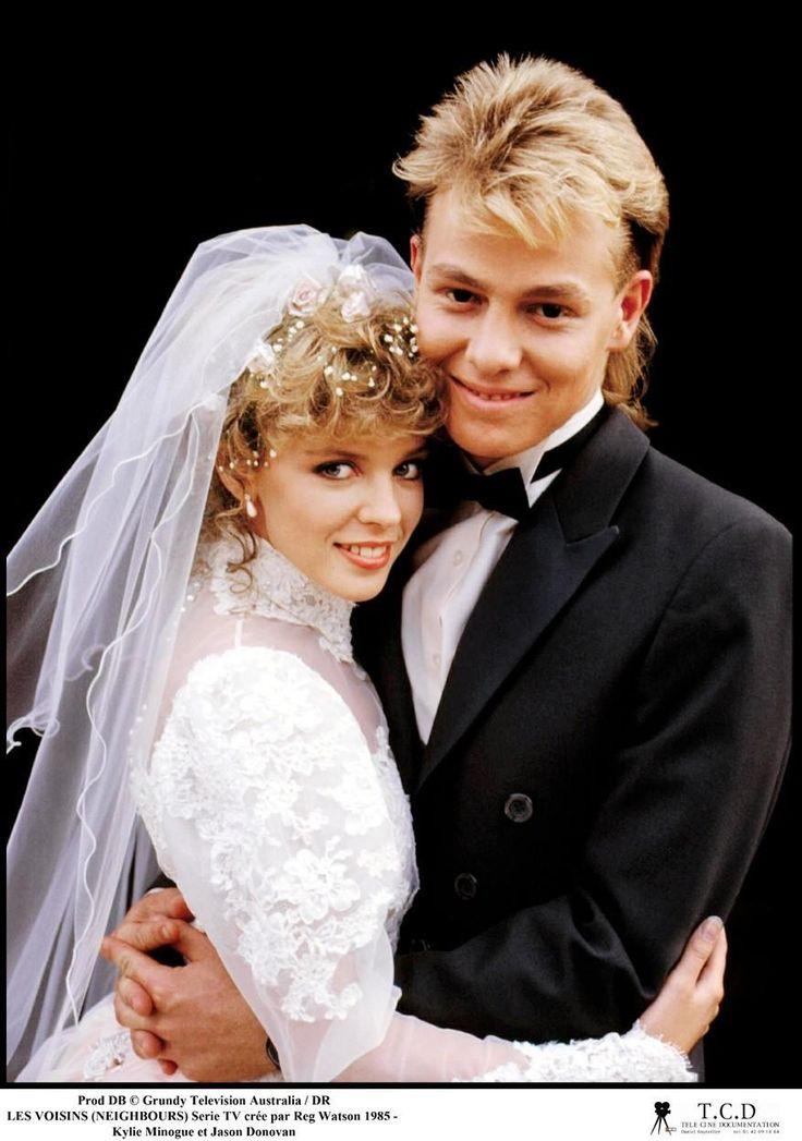 80. léta - Kylie Minogue a Jason Donovan