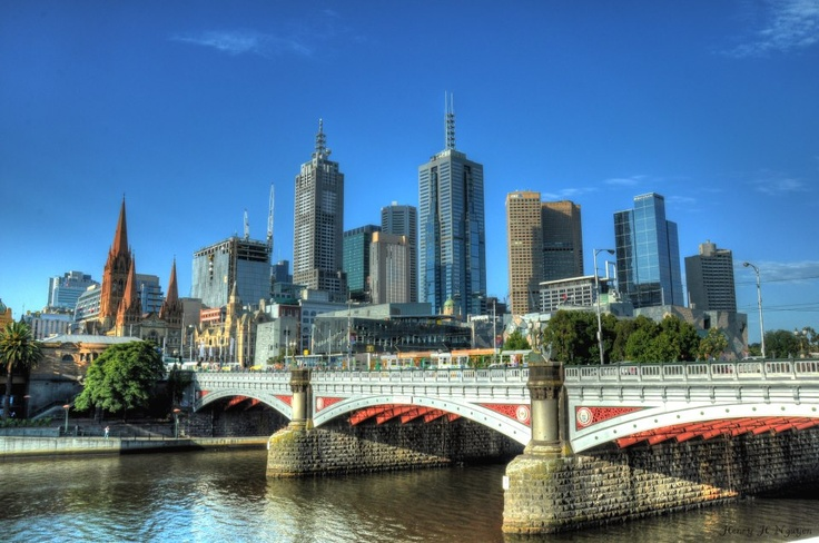Melbourne - I miss this city