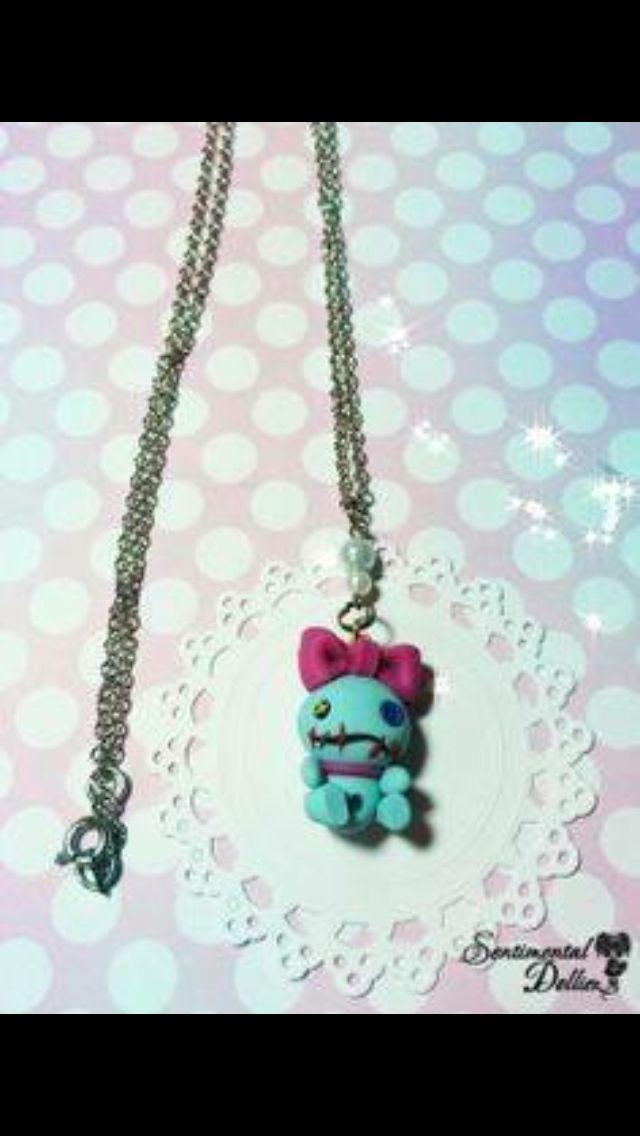Disney Lilo & Stitch necklace