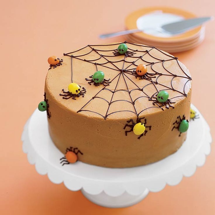 Cake Decorations For Halloween To Make : Best 25+ Halloween cake decorations ideas on Pinterest ...