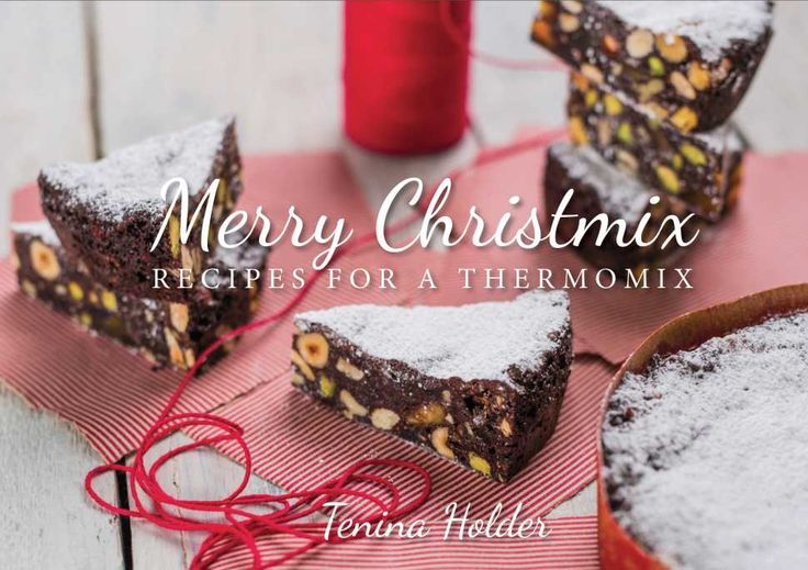 Cooking with Tenina - Recipes for a Thermomix