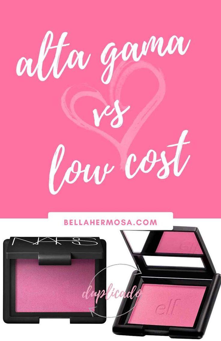 marcas de maquillaje buenas y baratas