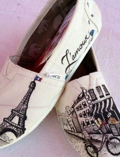 Fancy - Paris Toms