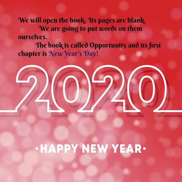 Astrology forecast for year 2020