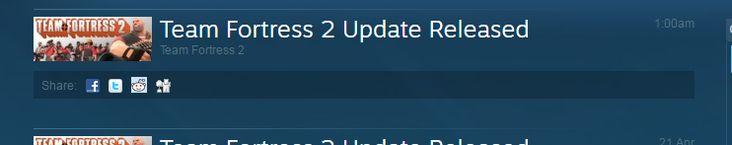 nice update valve #games #teamfortress2 #steam #tf2 #SteamNewRelease #gaming #Valve