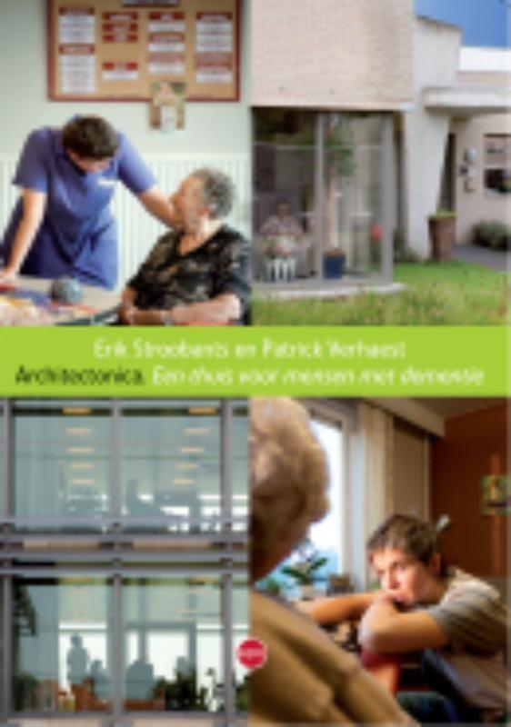 """Architectonica  Marco Blom adjunct-directeur Alzheimer Nederland (mei 2012) """"Een prachtig en praktisch boek dat duidelijk maakt hoe belangrijk een visie is bij het toepassen van wetenschappelijke kennis én bij praktijkervaringen om zo - letterlijk en figuurlijk - ruimte te geven aan goede zorg voor mensen met dementie."""" Hoe moet een woonzorgcentrum er uitzien om mensen met dementie er zich thuis te laten voelen? Aan welke vereisten moet het gebouw beantwoorden om ze er hun weg te doen vinden…"""