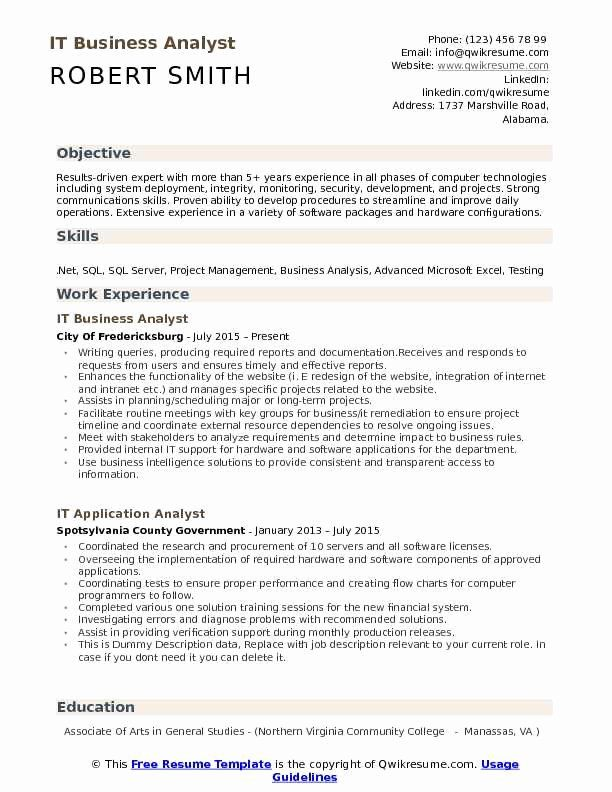 20 Software Testing Resume 5 Years Experience In 2020