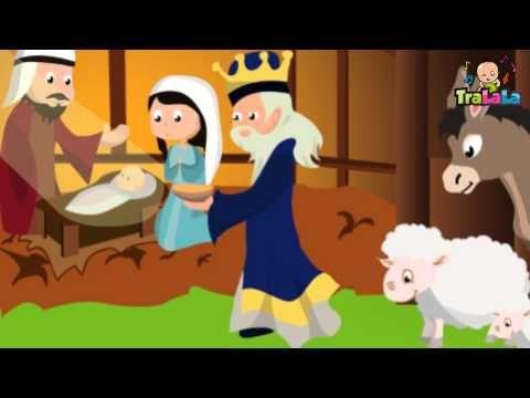 Astăzi s-a născut Hristos - Cântece de iarnă pentru copii | TraLaLa - YouTube