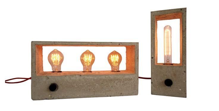 Luminaria Bloco  |  Design Estúdio Rua
