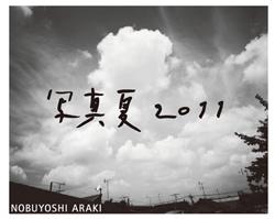 荒木経惟: 写真夏 2011 (Nobuyoshi Araki: Shamanatsu 2011) - BOOK OF DAYS ONLINE SHOP