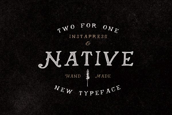 Massive Font Bundle (85% Off) by Hustle Supply Co. on Creative Market
