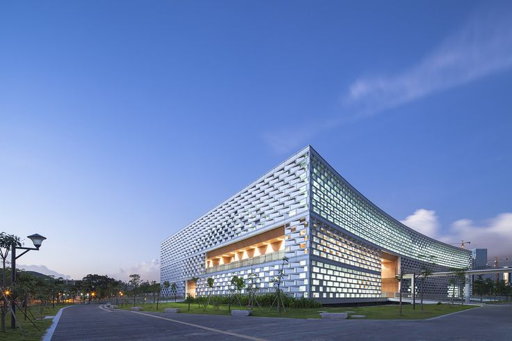 Gallery of Library of South University of Science and Technology of China / Urbanus - 12