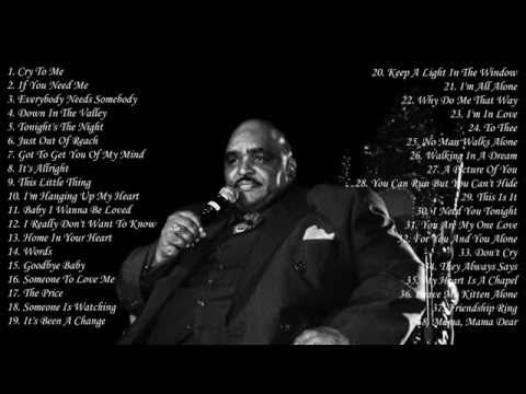 Solomon Burke ~ Cry To Me - YouTube