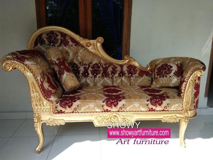 Sofa Lois Gold